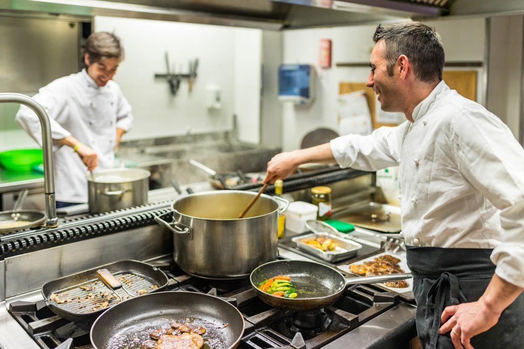 commercial kitchen applicances